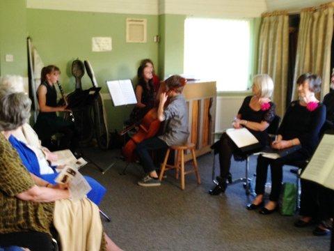 Ensemble Offerynnol Ysgol Gwyr