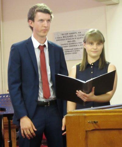 Dafydd a Heledd