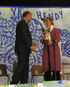 Helen Gibbon Eisteddfod yr Hendy